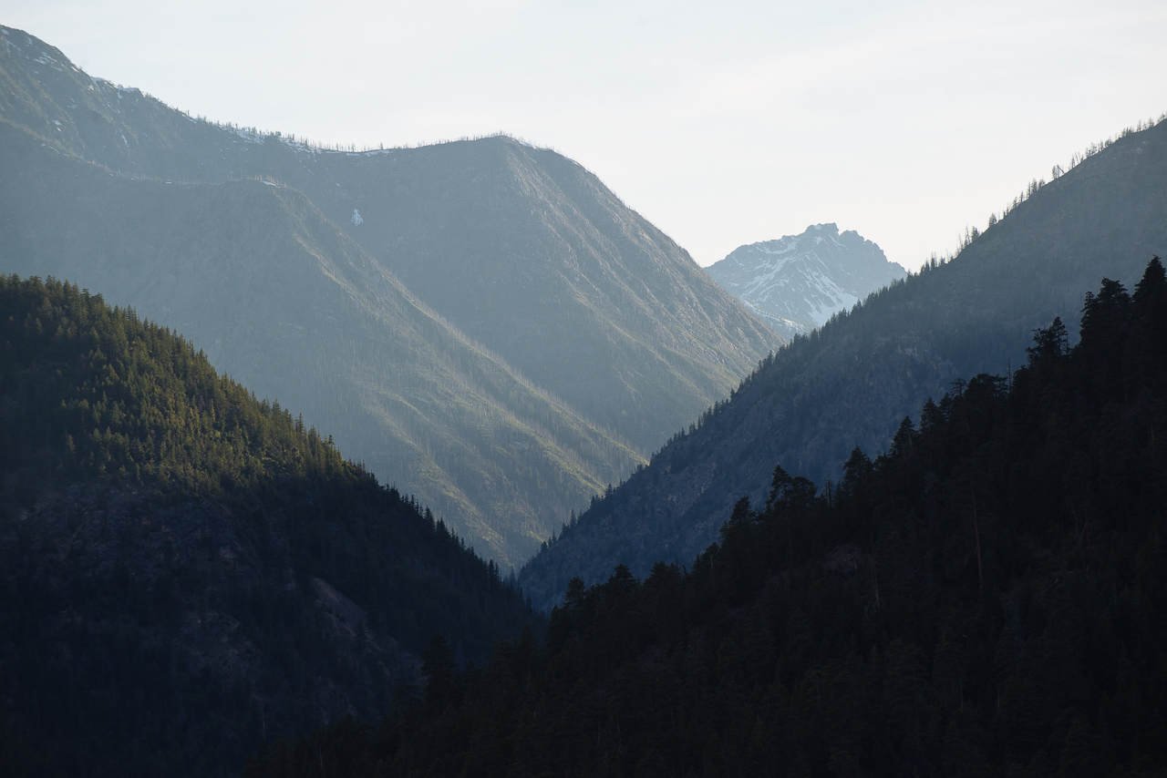 A glimpse up the Methow River valley near Mazama before heading home.